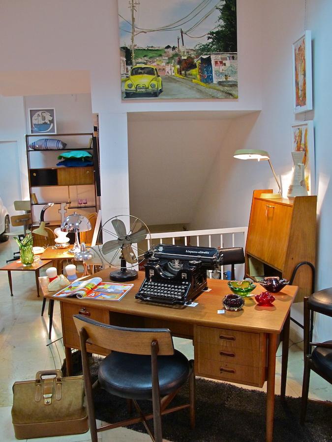 La recova muebles y decoraci n vintage - La recova madrid ...
