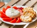 MALPICA burrata fresca con tomate