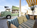 The Mint Terraza truck sofa