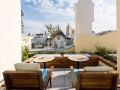 The Mint Terraza dos mesas
