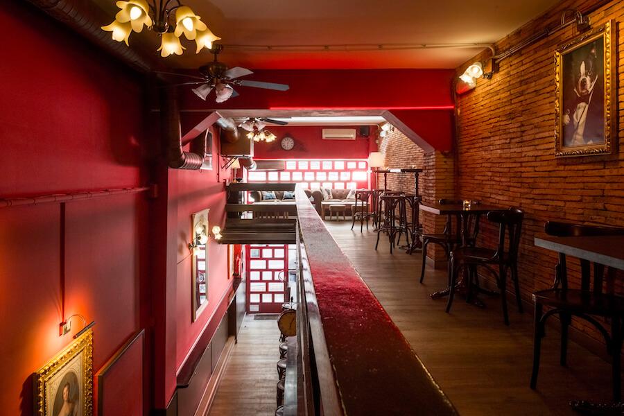 BATON ROUGE cocteleria Madrid