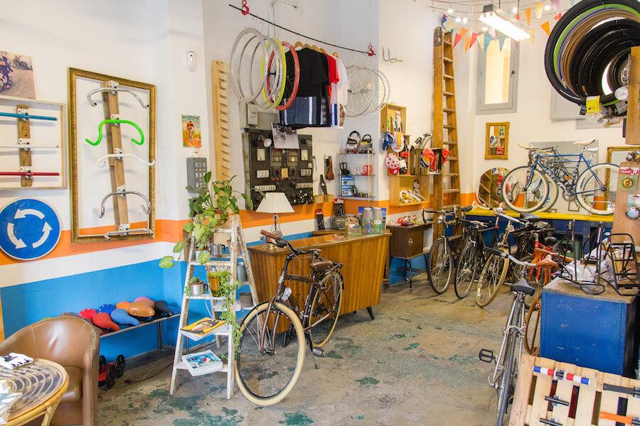 Ciclos Tienda y taller de bicicletas