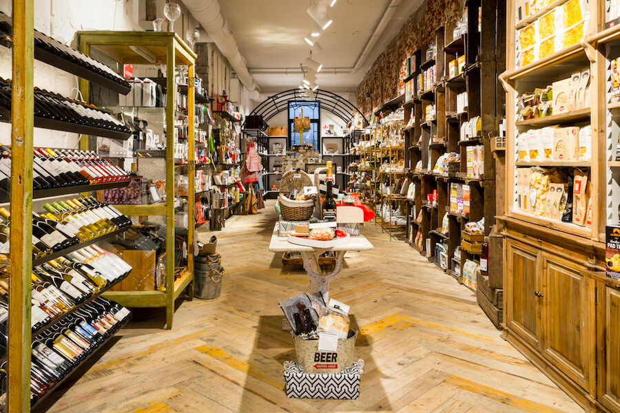 CRISTINA ORIA vinos y productos gourmet