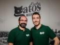CUATRO GATOS Cedric y Hector