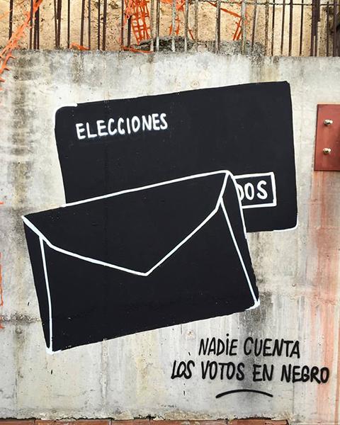 10. El Rey de la Ruina_Elecciones