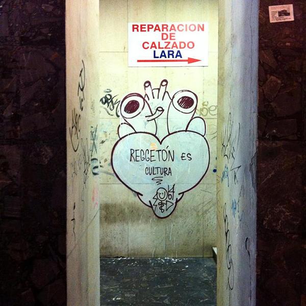 7. El Rey de la Ruina_Reggeton es cultura