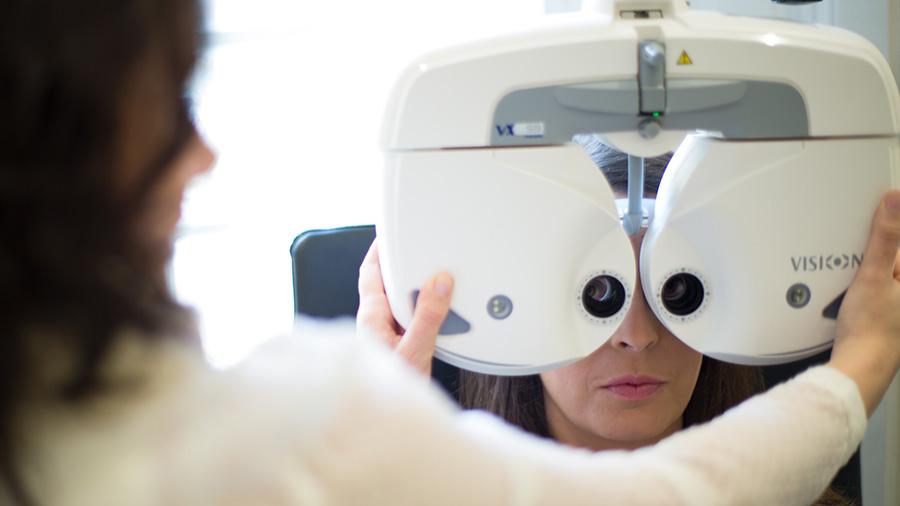 Eyequitecture revision ocular