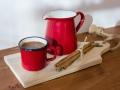 Flor D KKO chocolate caliente con canela y especias