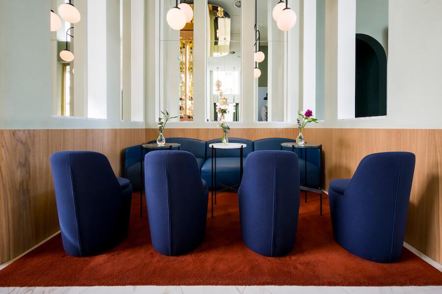 GARRA lounge bar