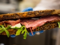 JUANA LIMON sandwich de pastrami al estilo de Nueva York