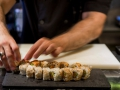 LA ESTLECHA sushi en barra