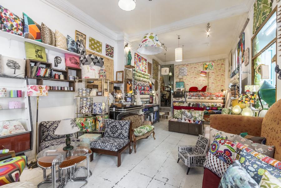 la tapicera tapizados y restauraci n de muebles rastro On la tapicera