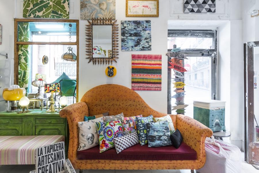 la tapicera tapizados y restauraci n de muebles rastro