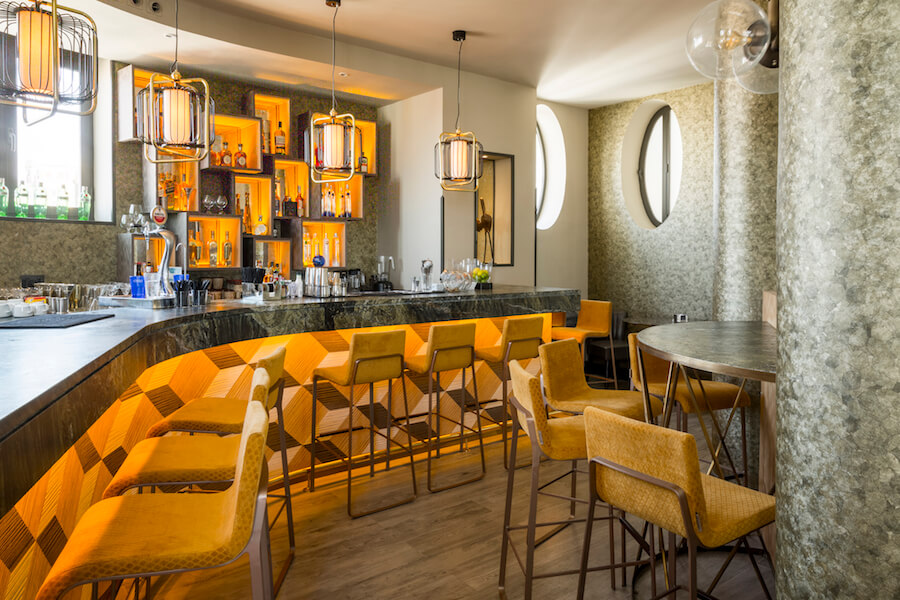 TERRAZA HOTEL EMPERADOR Cocktail bar