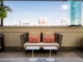TERRAZA HOTEL EMPERADOR Vistas privilegiadas de Madird