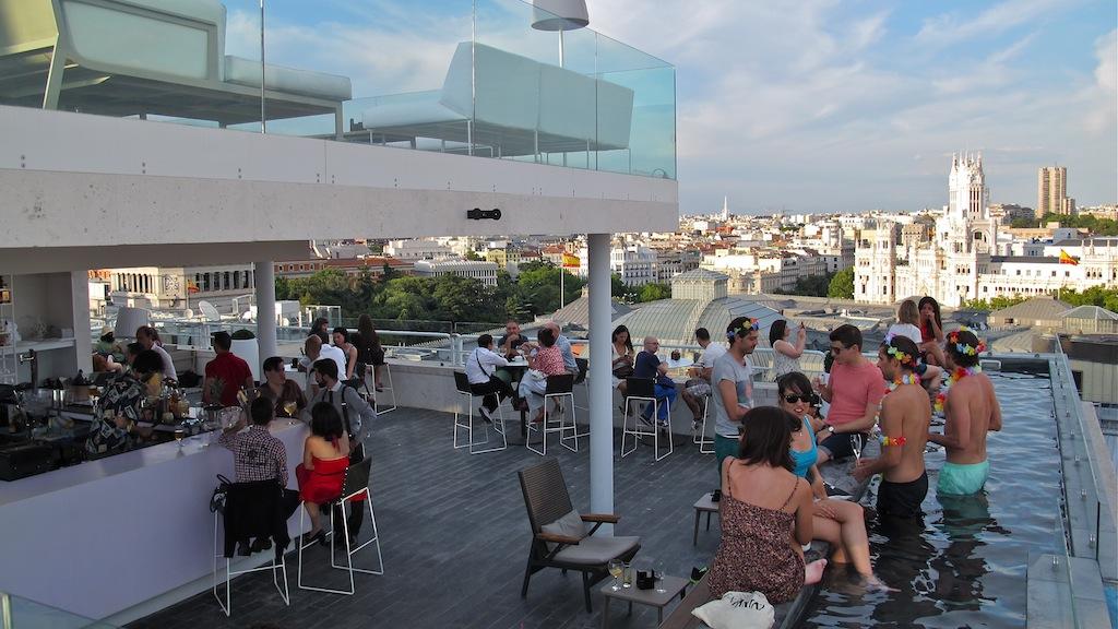 Las terrazas del verano en madrid for Terrazas madrid