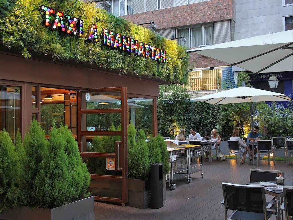 Las terrazas del verano en madrid for Articulos terraza