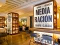 MEDIA RACION restaurante en el Urso Hotel