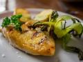 SANTA RITA Pollo de caserio al aroma de romero, tomillo y cebollitas glaseadas