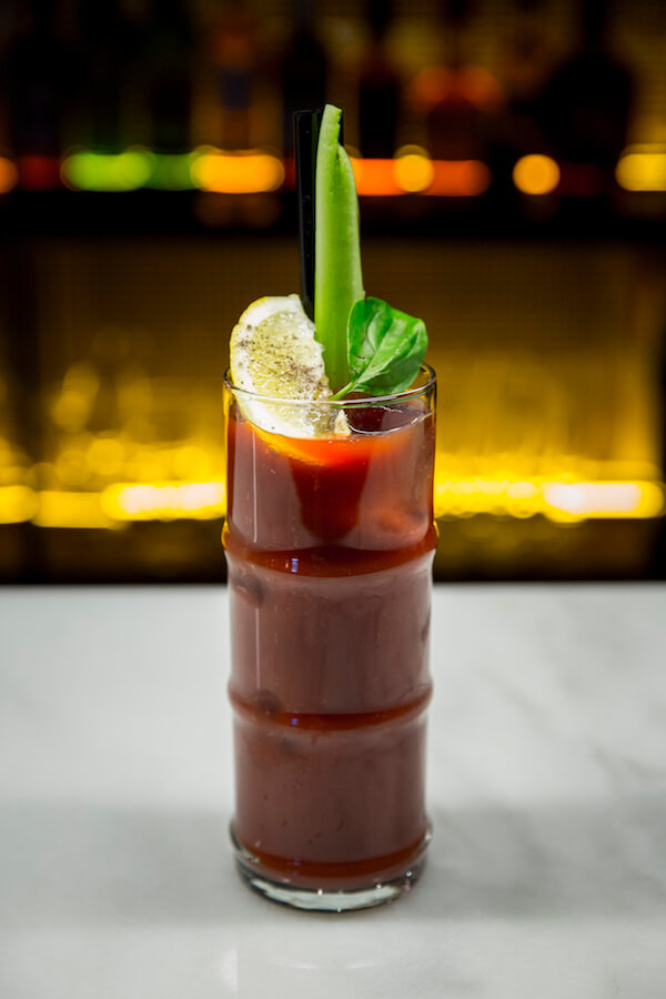 SOY KITCHEN Bloody Mary