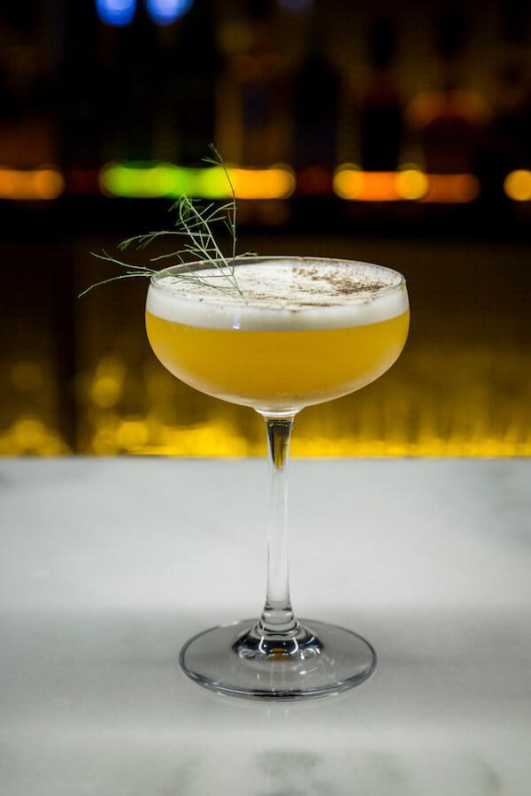 SOY KITCHEN Coctel de naranja y canela