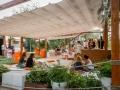 TERRAZA ATENAS terraza y lounge bar junto al parque de Atenas