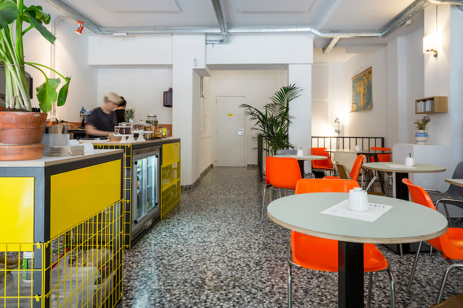 TOMA CAFE 2 El buen cafe llega a Chamberi
