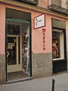 Magpie. Tienda Vintage en Malasaña, Madrid