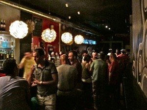 El Perla Bar. La Latina, Madrid