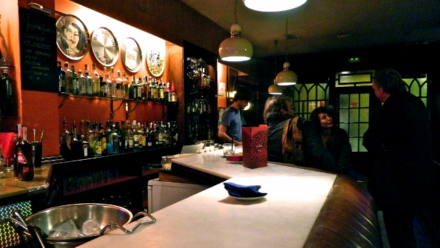 Coctelería Josealfrendo. Calle Silva, 22. Madrid
