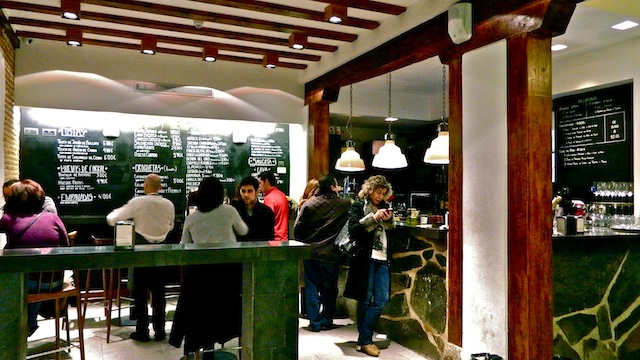 La Posada del León de Oro, restaurante en La Latina