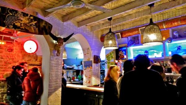 Windguru bar. La Latina, Madrid