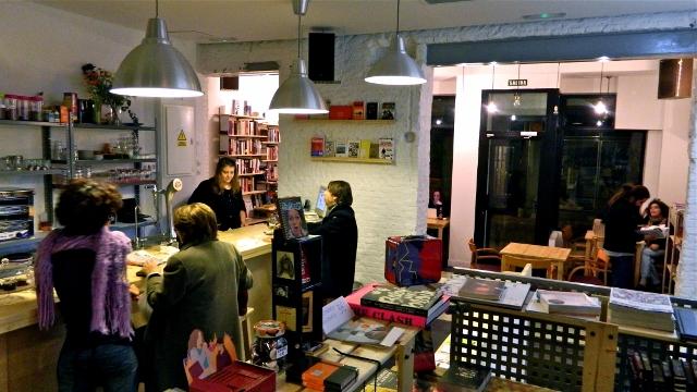 Café Molar, en La Latina