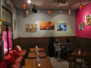 La Rosa, bar en La Latina. Calle Oriente, 4
