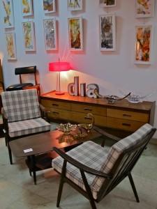 Decoración vintage en Madrid, La Recova