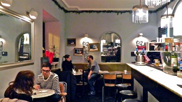 Camoatí, bar restaurante en La Latina