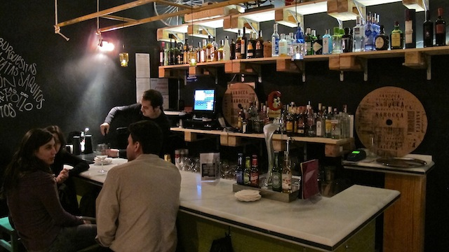 Bar de tapas y copas baratas en Chueca, Sabocca