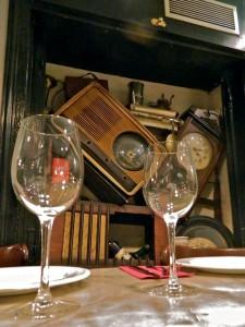 Camoatí, restaurante argentino italiano en La Latina