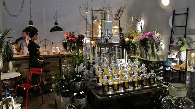 Fransen et Lafite, floristería en Madrid