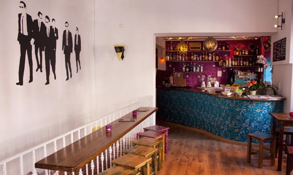 Café bar Terral. Santa Isabel, 14