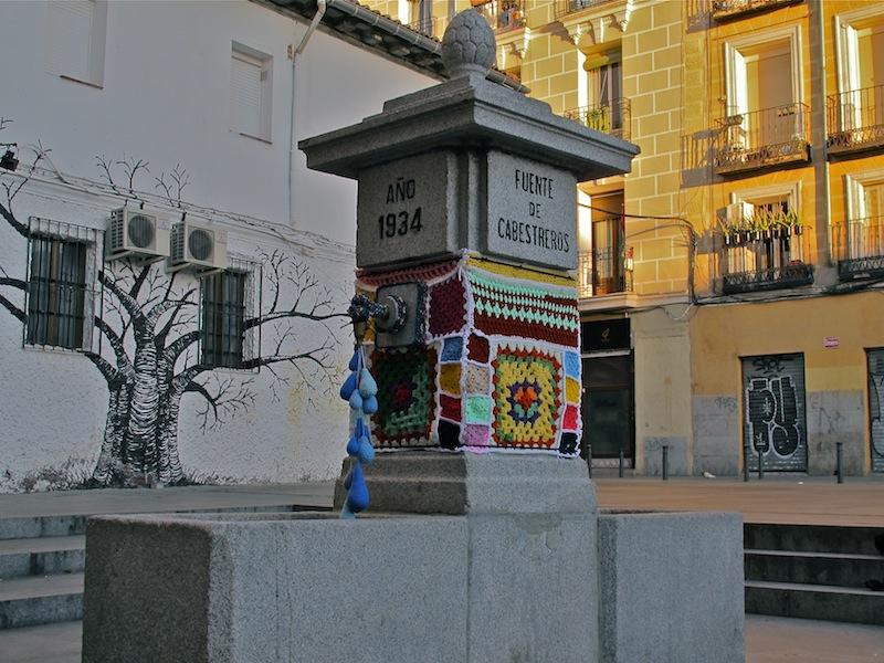 Urban Knitting Madrid
