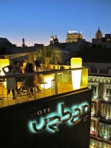 La Terraza del Hotel Urban