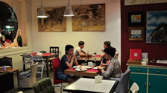 Juan y Pínchame, restaurante en Chamberí