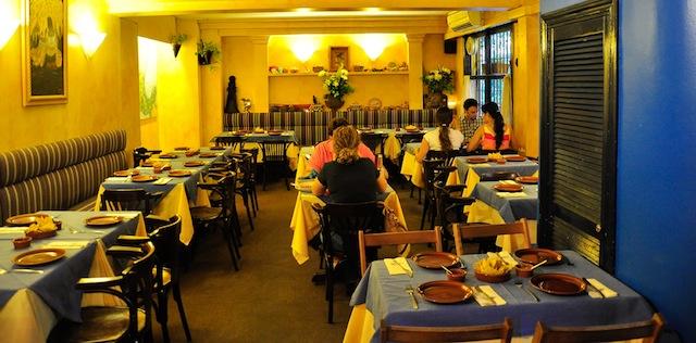 La Taquería del Alamillo en Madrid