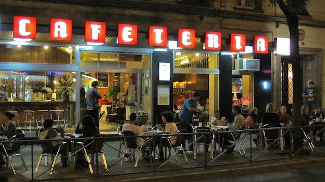 Cafetería HD en Argüellas