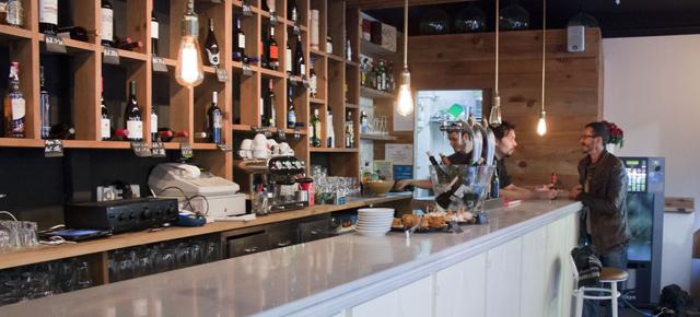 Sibaris Bar en La Latina