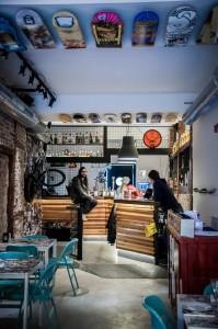 Restaurante bar en Malasaña, Amor de Madre