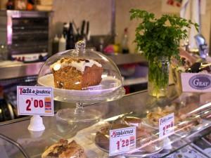 Sandwich mixto en el Mercado de Antón Martín