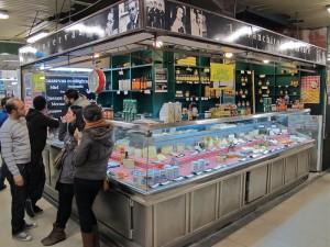 Los Panchitos de Enfrente, en el Mercado de San Fernando