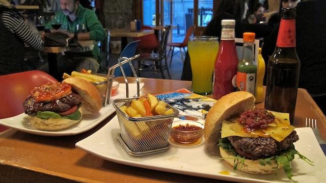 Los blogueros de Madrid eligen sus hamburguesas favoritas